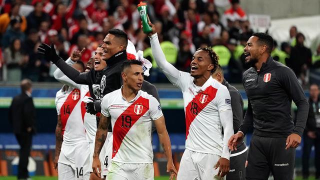Il Perù e un sogno lungo 44 anni c'è solo il Brasile tra la Bicolor e la Copa America