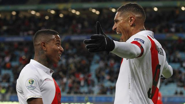Final will be different to 5-0 drubbing against Brazil in group, promise Peru