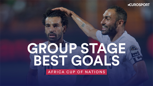 Top 10 best goals of the AFCON group stage