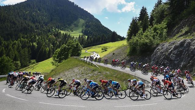 Alle Berge, Profile und Anstiege der Tour-Etappen 2019