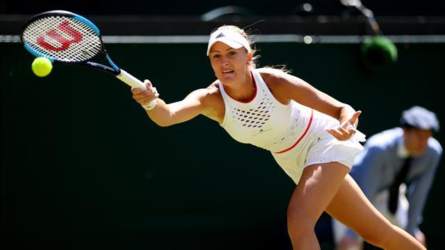 Tournoi de Wimbledon (1er tour): Ons Jabeur éliminée