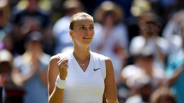 Women's Round-up: Kvitova and Stephens ease through