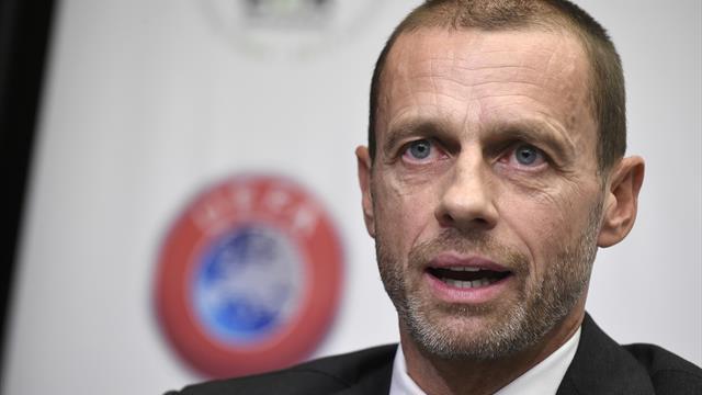 UEFA-Boss fordert: Startrecht für Champions-League-Halbfinalisten