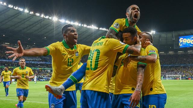 La ginga, genèse du football brésilien