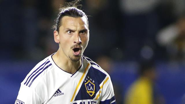 Zlatan Ibrahimovic picks his World XI... with only one player in it