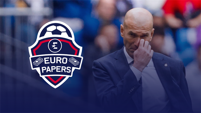 Euro Papers: Real Madrid star 'has four offers, wants to leave'