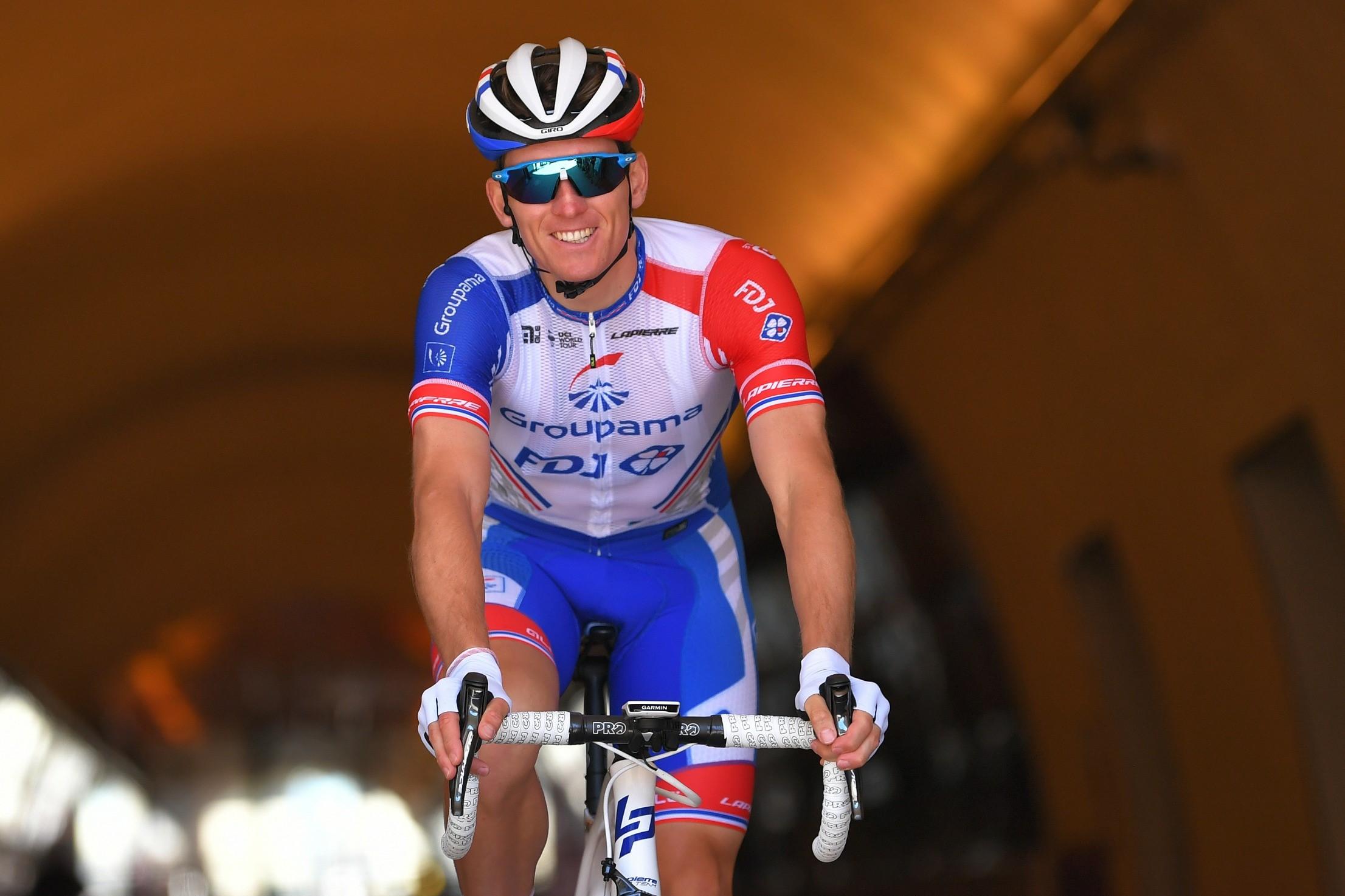 Arnaud Demare (Groupama FDJ) - Tour d'Italie 2019