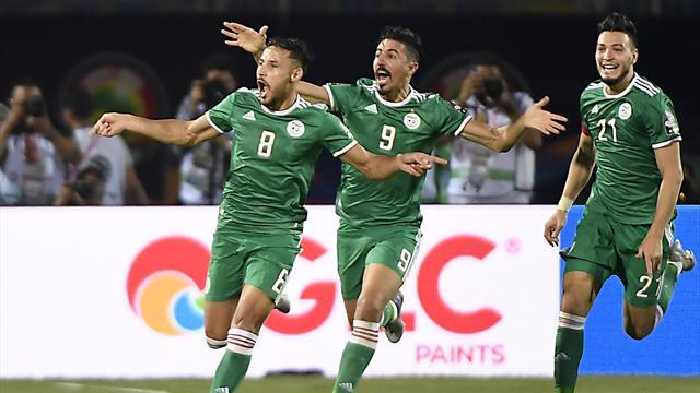 Les Fennecs, l'autre fierté du moment pour le peuple algérien
