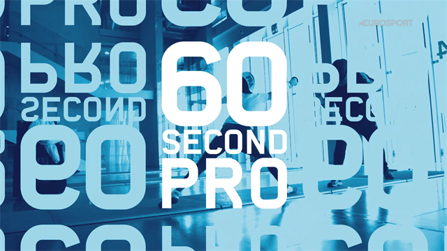 60-Second Pro: Ysaora Thibus - how to make most of training before competition