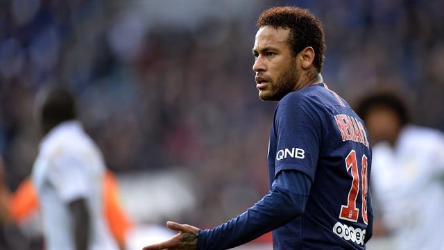 Neymar schwänzt PSG-Training - Das soll der Grund sein