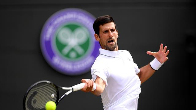 D'abord contesté, Djokovic a fini par imposer sa loi