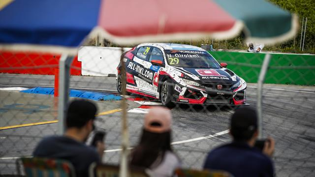 WTCR-Training 1: Girolami in Vila Real Schnellster