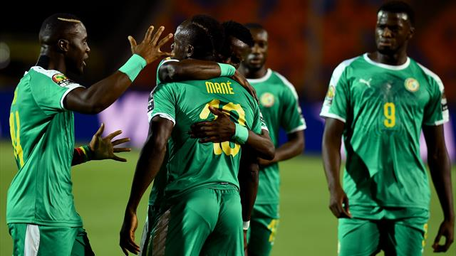 Mané envoie le Sénégal en quarts