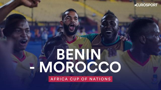Benin upset Morocco on penalties