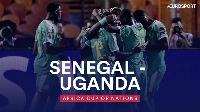 Mane strikes as Senegal end Uganda's run