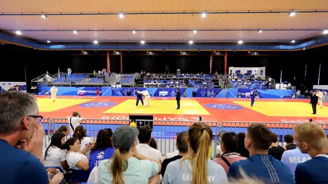 2e journée des Universiades d'été : 3 médailles d'argent pour la France