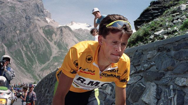 100 ans de maillot jaune : Pascal Lino, dix jours d'un rêve bien réel