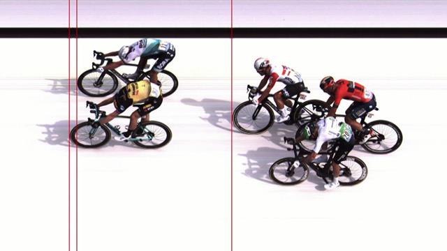 Тёниссен выиграл первый этап «Тур де Франс»