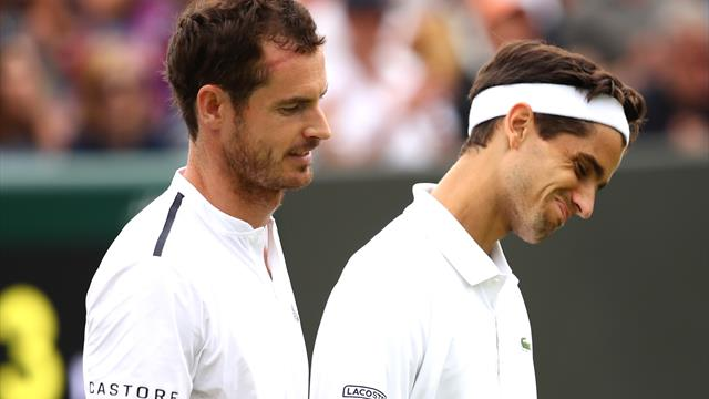 Serena Williams fires Wimbledon warning after Andy Murray mixed doubles win
