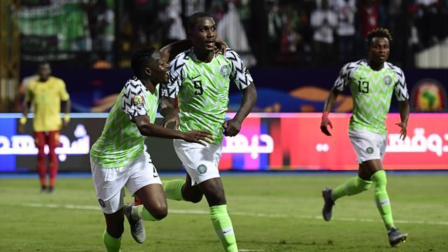 Ighalo, le coeur au Nigeria et la tête à l'étranger