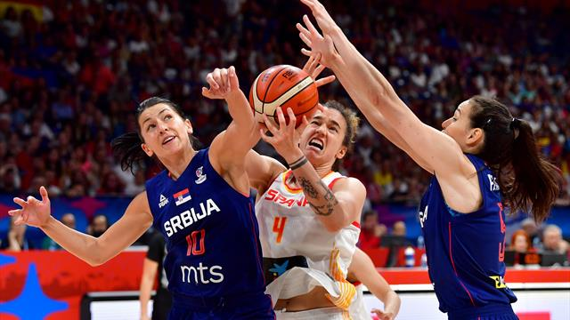 L'Espagne va encore retrouver la France en finale