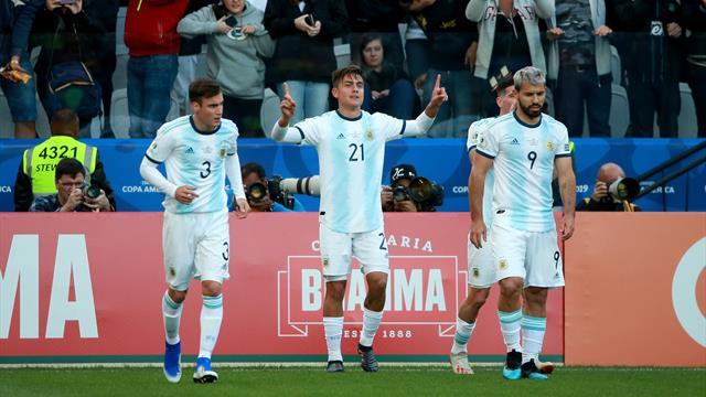 Au bout d'une guerre des nerfs, l'Argentine se console avec le podium