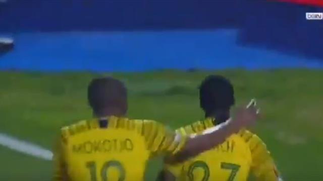 Сборная ЮАР вышла в ¼ финала Кубка африканских наций пофутболу