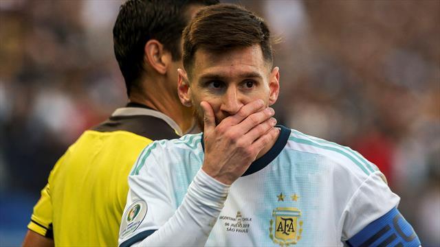 """Messi ne veut pas """"faire partie de cette corruption"""""""