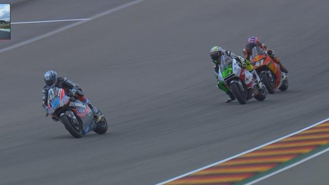 Alex Marquez oppermachtig in Moto2- race Duitsland