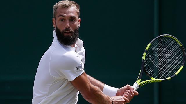 Paire profite de l'abandon de Verdasco pour filer au 2e tour