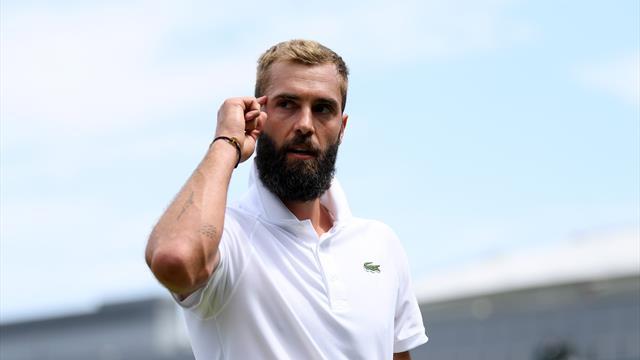 Wimbledon: Paire file en 8e