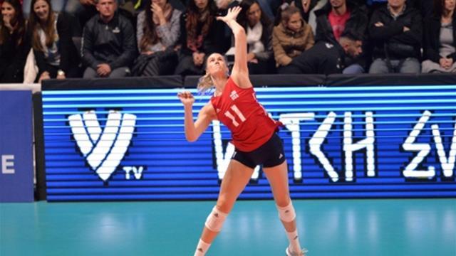 Team USA triumphiert in der Nations League
