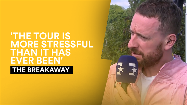 The Breakaway: Wiggins on the pressure of the modern peloton