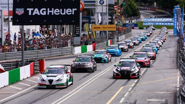 WTCR-Rennen 2: Azcona holt dank Jokerrunde ersten Sieg für PWR