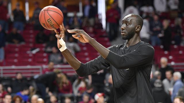 Tacko Fall: NBA'in yeni devi