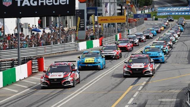 WTCR Rennen 3: Monteiro mit emotionalem Heimsieg