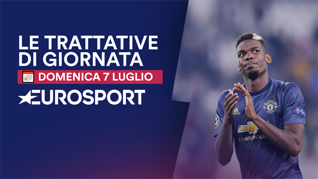 Dal ritorno di Pogba al rifiuto di James al Napoli: la giornata di calciomercato in 1 minuto