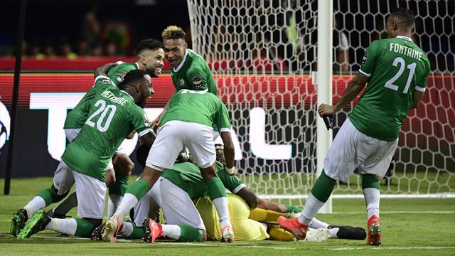 Madagascar resiste hasta los penaltis y sella una clasificación histórica a cuartos