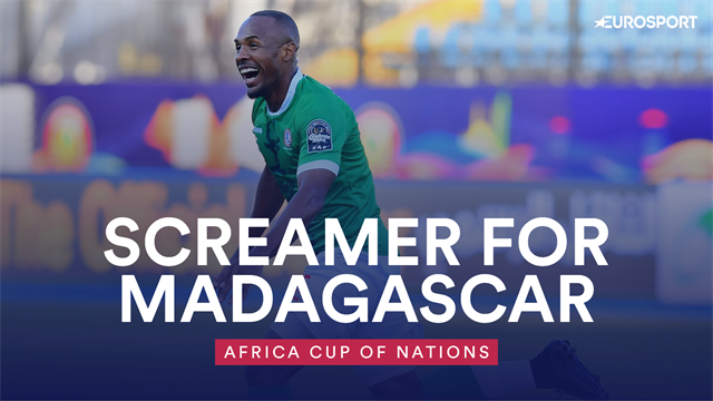 Adama scores rocket for Madagascar