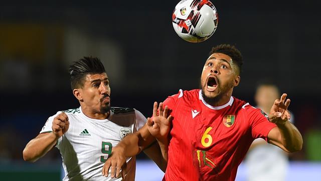 Algeria-Guinea 3-0: le Volpi del Deserto volano ai quarti di finale