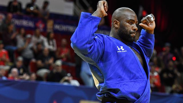 """""""Ce qui me fait avancer, c'est cette médaille d'or"""" : Riner lance son année olympique à Paris"""