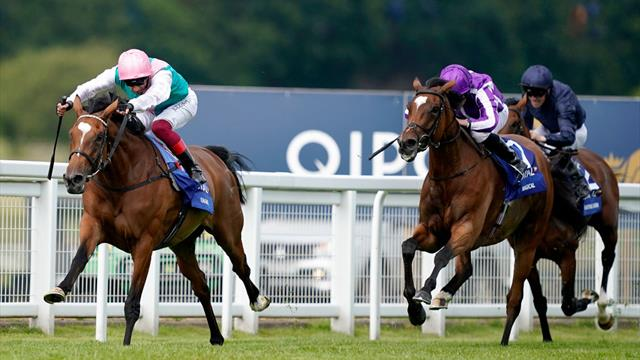 Enable makes it a perfect ten with Coral-Eclipse Stakes victory at Sandown
