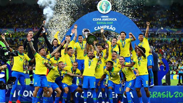 Final Copa América, Brasil-Perú: Se acabaron los fantasmas (3-1)