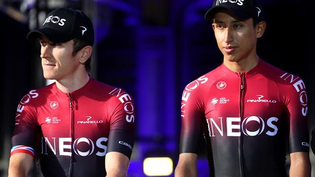 Thursday's Tour stage favours Bernal, says Thomas