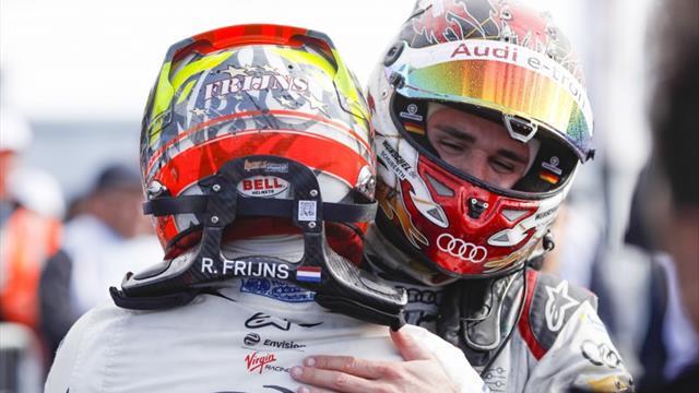 """Audi-Sportchef Dieter Gass glücklich über Virgin-Erfolge: """"Das war das Ziel!"""""""