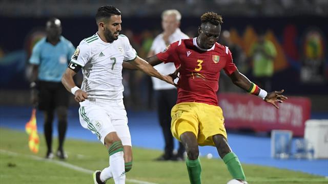 Mahrez: Algeria win built on solid defence