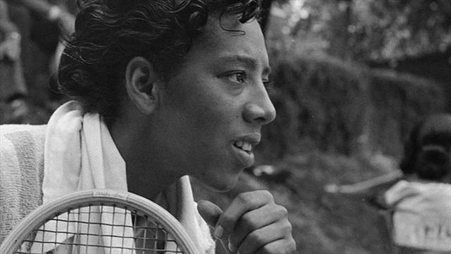 Siyahi öncü: Althea Gibson