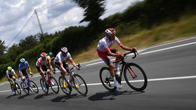 Tour de Francia 2019 (3ª Etapa), lo que te perdiste: El trabajazo de Wellens tiene premio