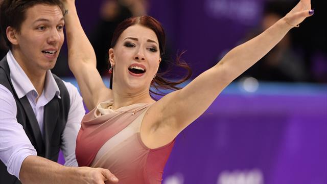 Eiskunstlauf-Olympiasiegerin Bobrowa beendet Laufbahn