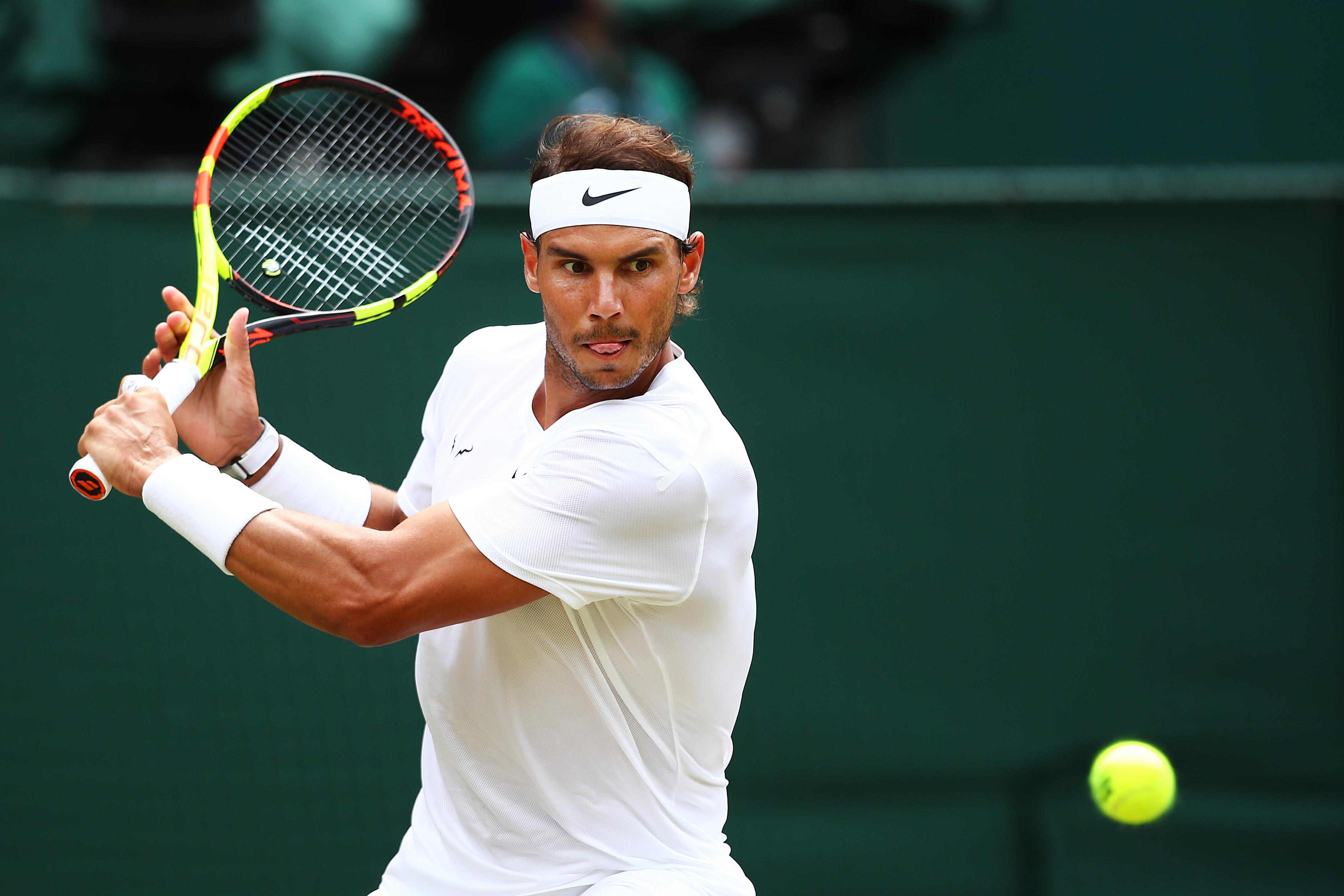 Rafa Nadal Wimbledon 2019